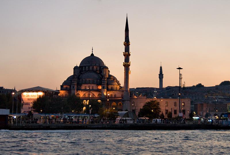 Istanbul, Yeni Camii