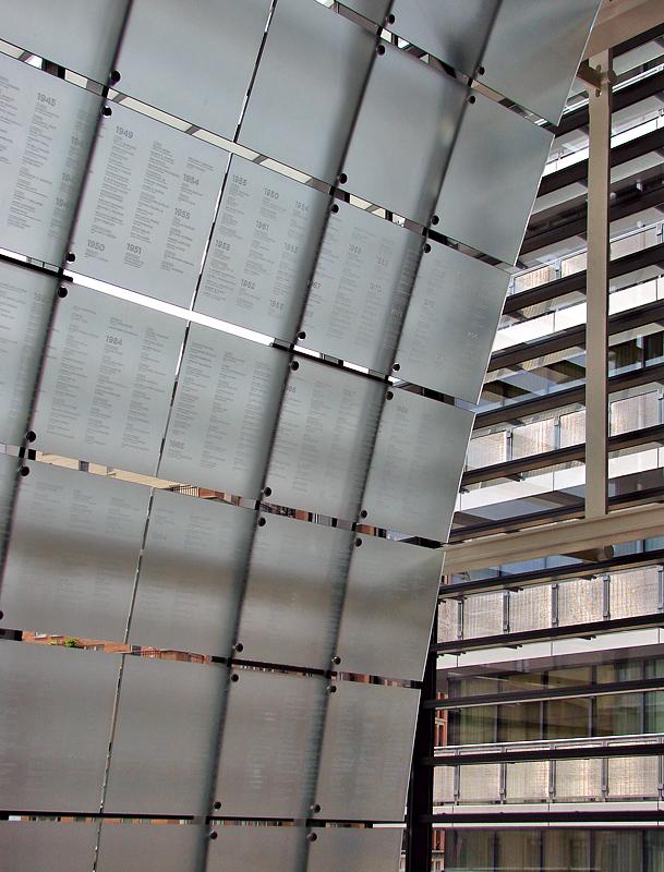 Journalists Memorial, Newseum
