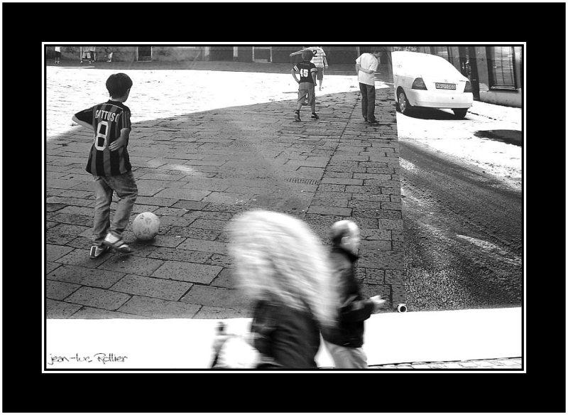 Street Games.