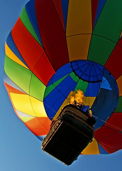 Hot Air Ignition