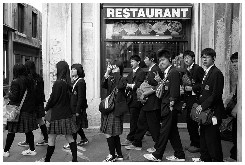 schooltrip Japanese style