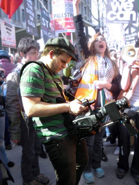 A Filmmaker