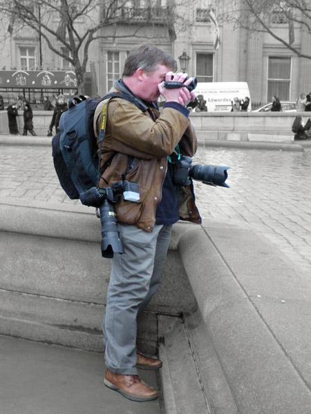 Filmming the Terrorists