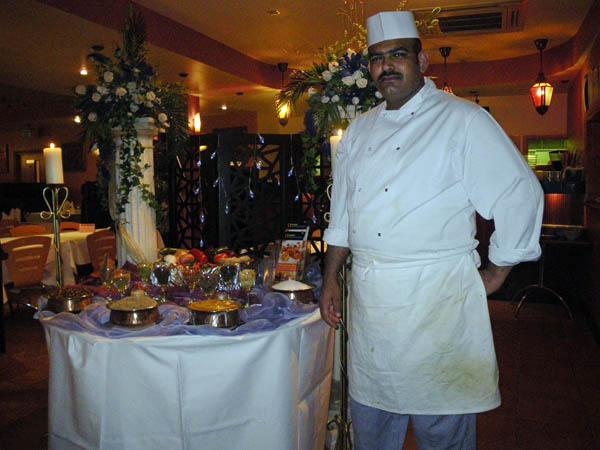 The Chef of Chilli Chutney