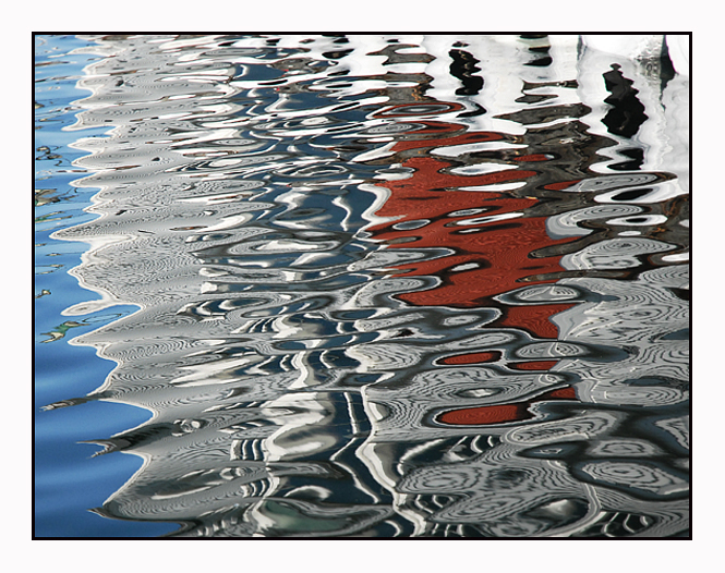 Spring reflections # 3
