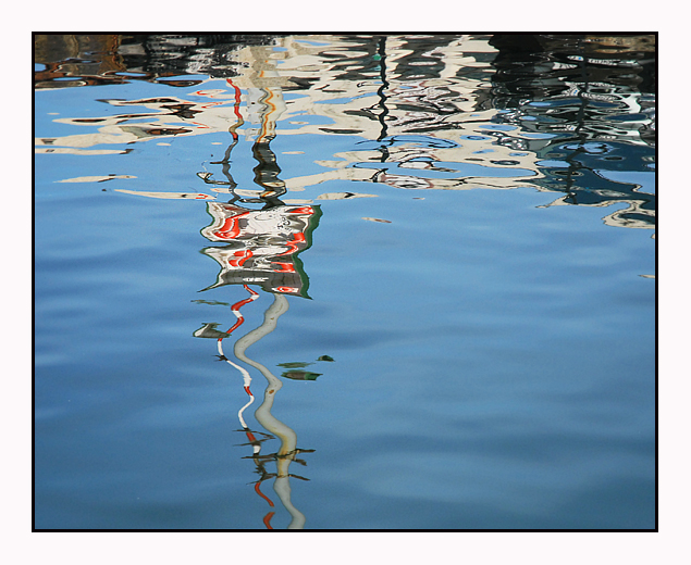 Spring reflections # 5