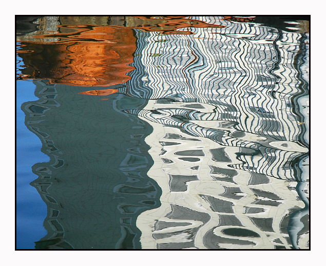 Spring reflections # 6