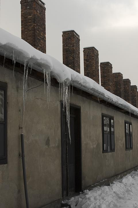Auschwitz - winter