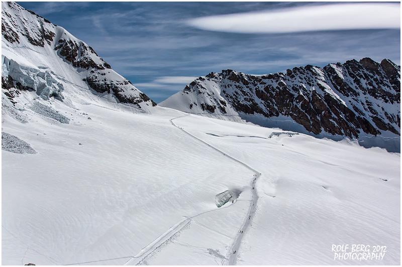 Aletsch Glacier Hike