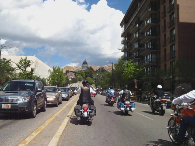 2010 Ride For Fallen Officers