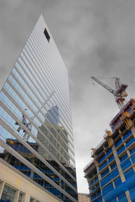 Construction Reflection