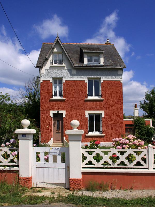 Le Bourg villa