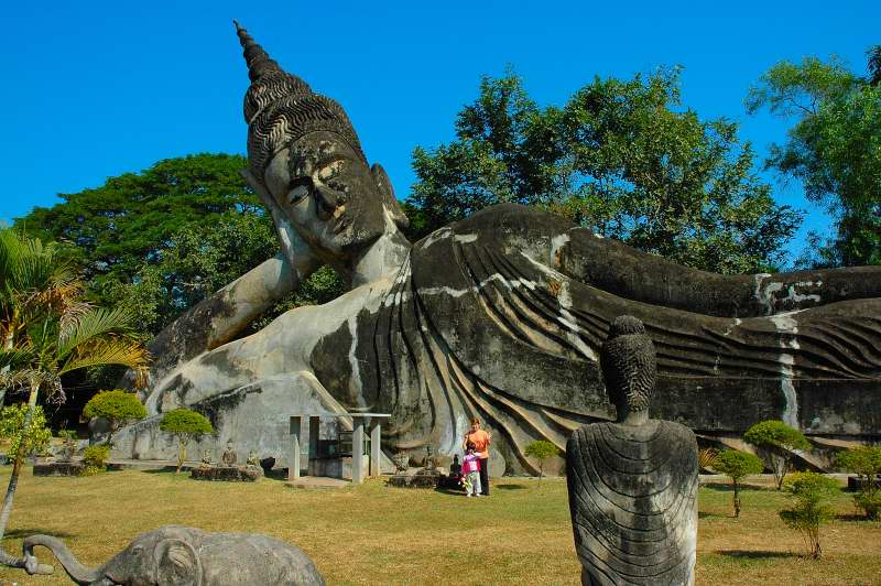 Huge Buddha 2006