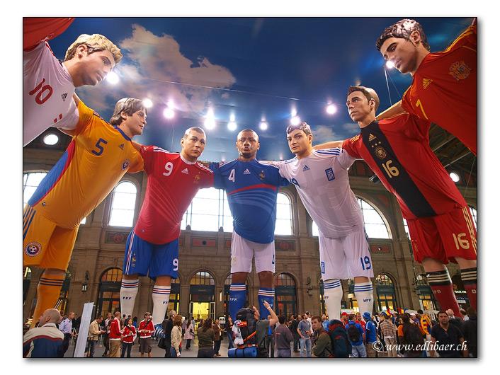 soccer giants - Fussball-Giganten