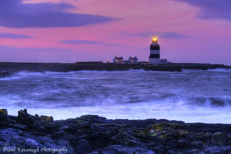 Hook Head Lighthouse Just Before Dawn.jpg