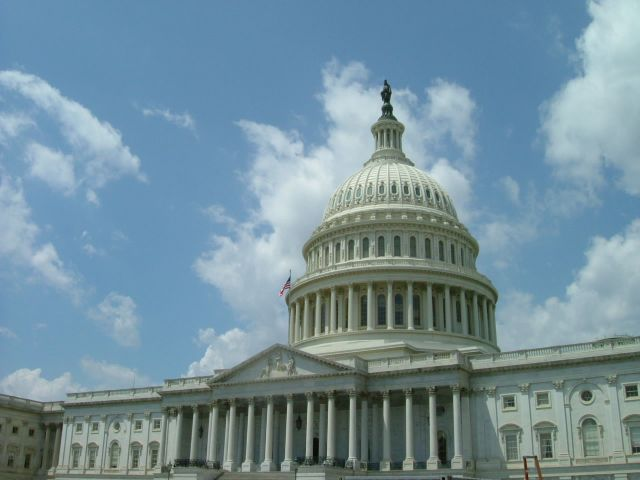 Cue the french horns...........the Capitol!!!