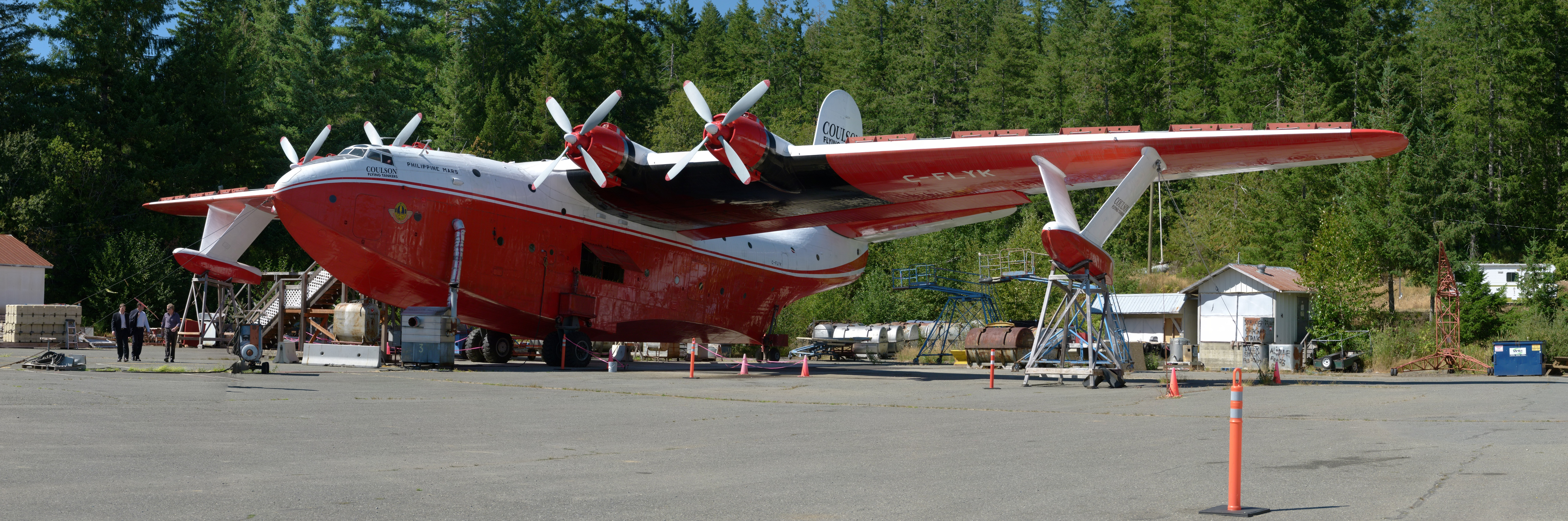Martin Mars...worlds largest flying boat
