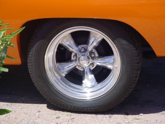 1970 Monte Carlo wheel