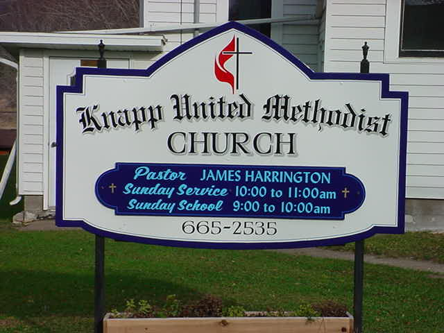 Knapp United<br>Methodist CHURCH