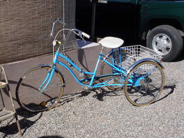 my new bike [1990?]