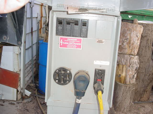 200 amp service