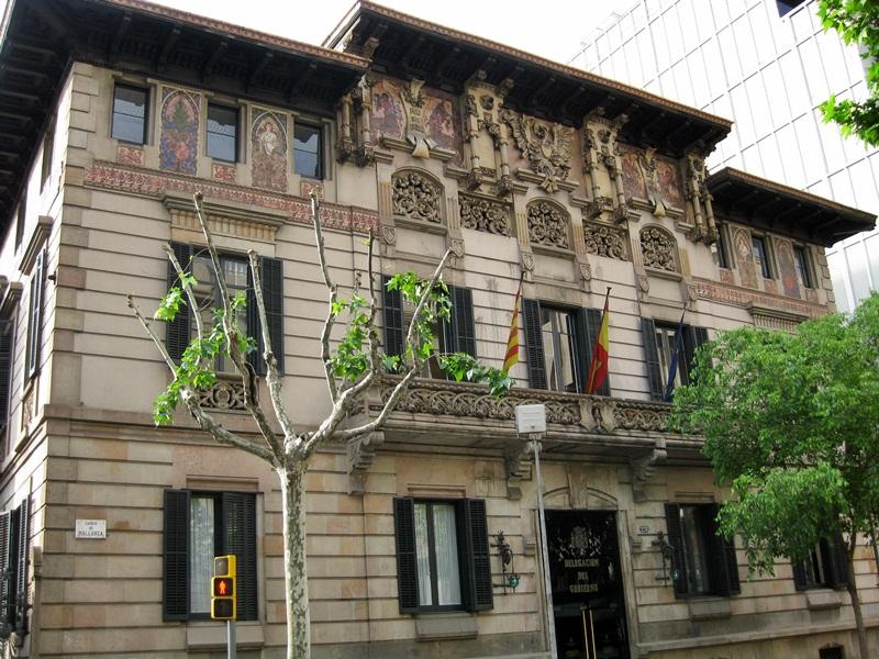 Palau Montaner (Mallorca, 278) Lluis Domènech i Montaner 1896