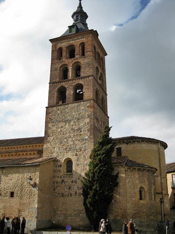 Segovia. Iglesia de San Andrés
