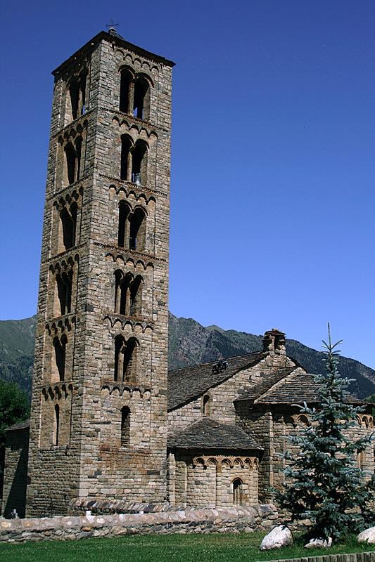 Sant  Climent de Taüll.