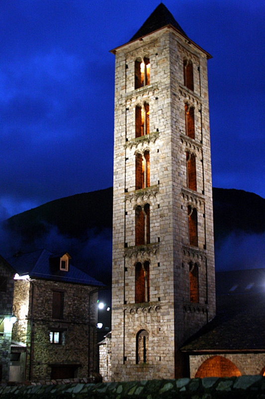 Santa Eulàlia dErill la Vall