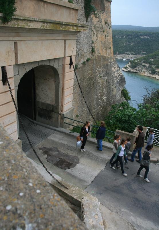 Bonifacio, the gate.