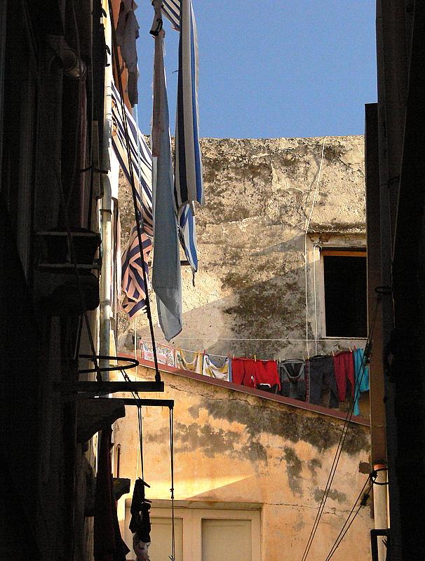 Cefalù side street