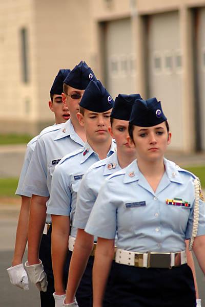 Civil Air Patrol Cadets