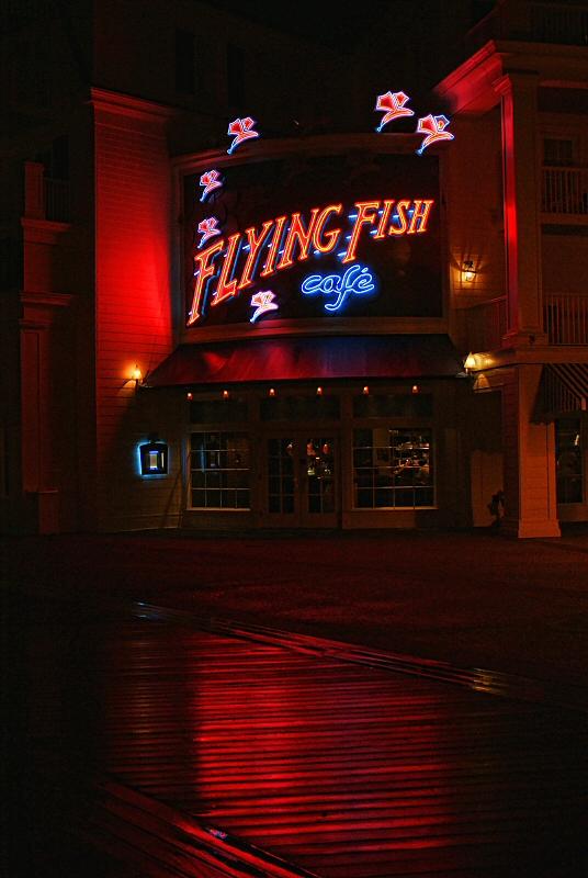 Flying Fish cafe