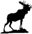 2010 Girls 16U Black Sponsor - Moose Lodge