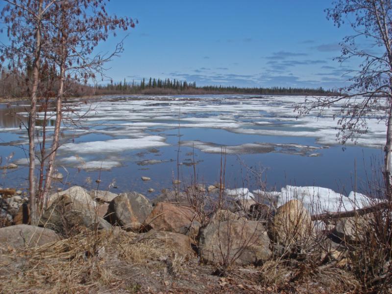 Great Slave Lake, NWT, Canada