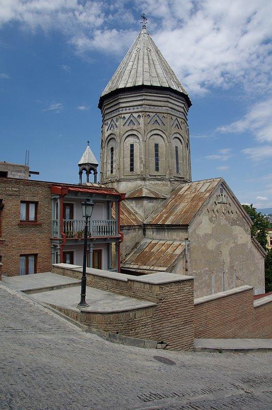 Tbilisi, Armenian church