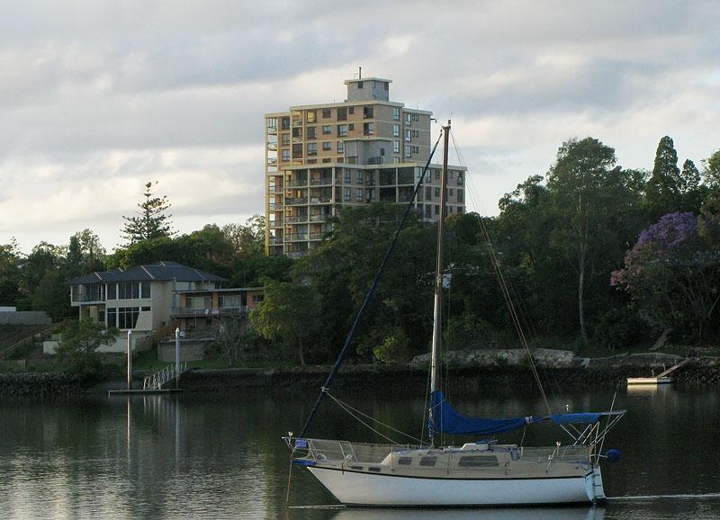 Brisbane River Morning