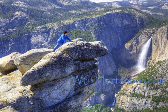 Yosemite GlacierPoint