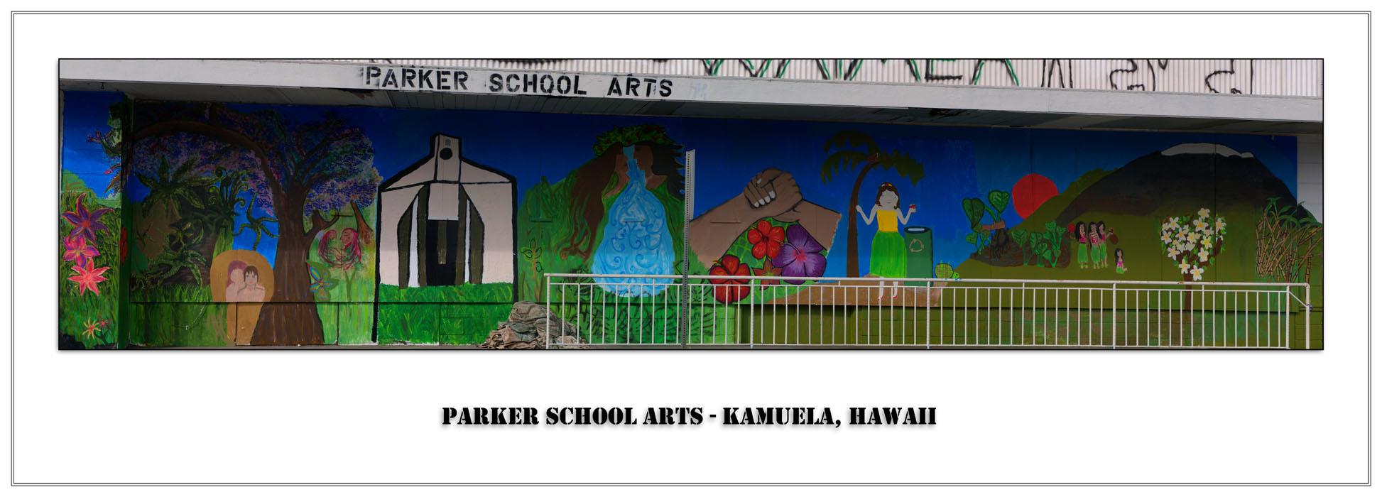 parker school arts