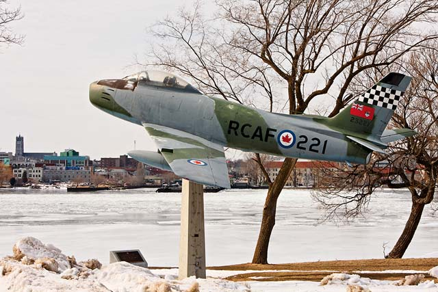 F-86 Sabre - Royal Military College of Canada