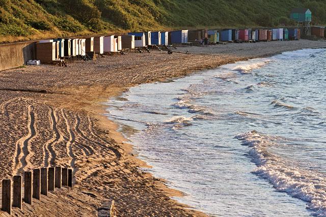 The beach at Nefyn