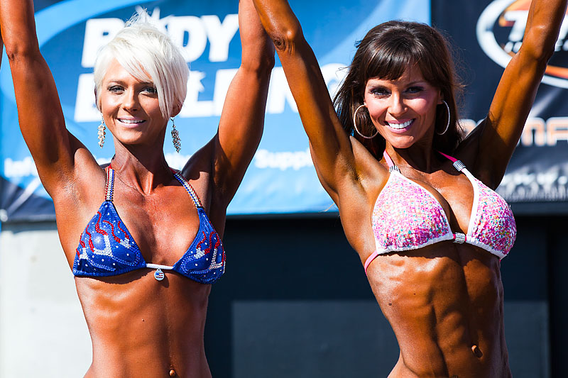 Los Angeles - Muscle Beach International Classic 2012