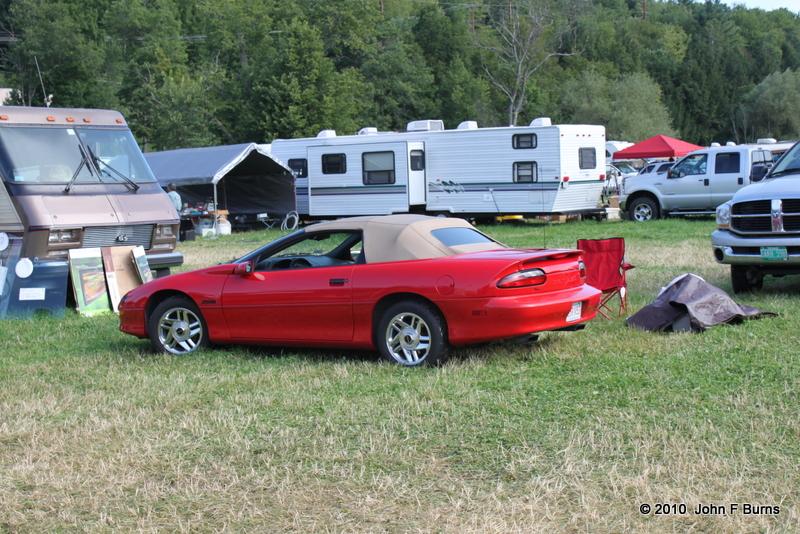 1995 Camaro Convertible