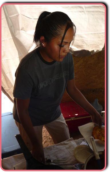 Navajo Chef