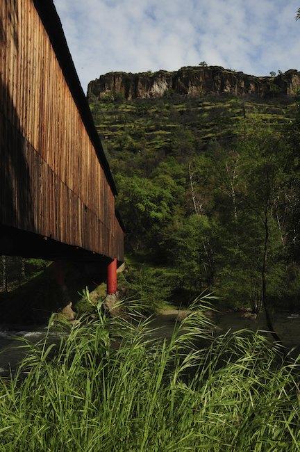 Honey Run Road Covered Bridge