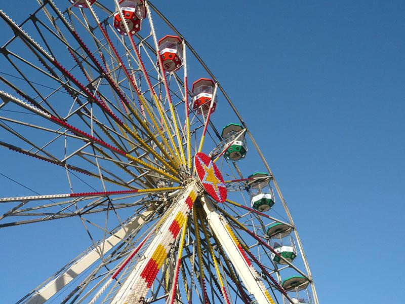 Big Wheel, High Row