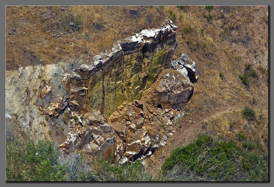 The ancient quarry