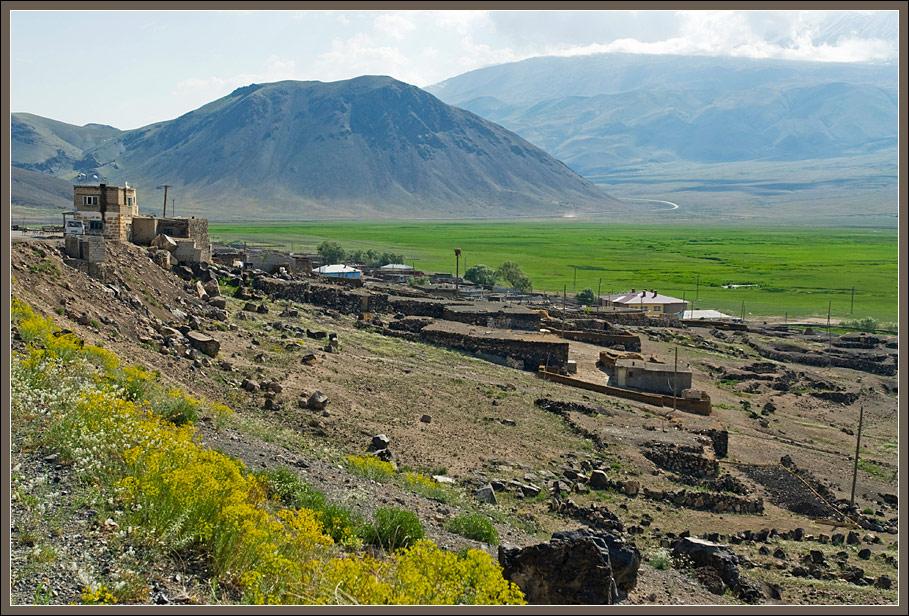 Kars area