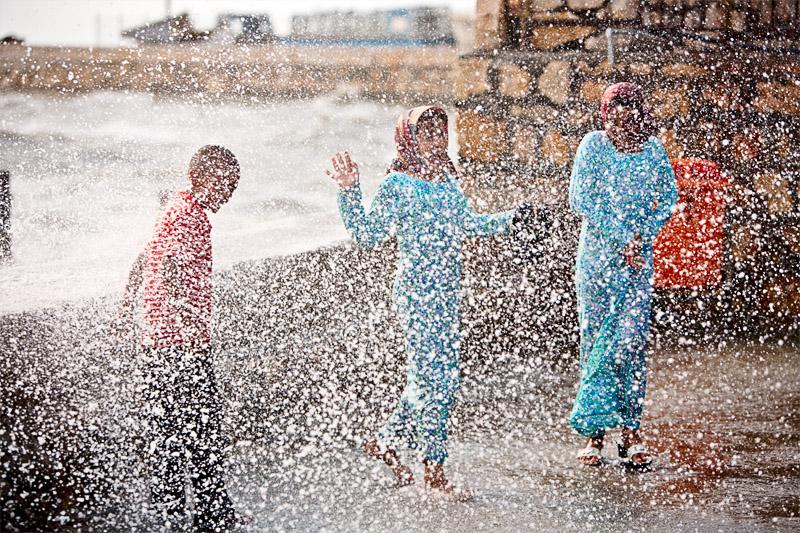 Ocean fun - Bandar Torkaman