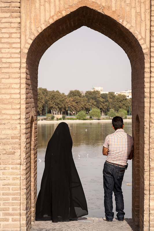 Together - Siosopol Bridge, Esfahan